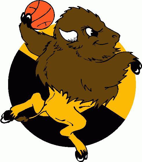 Cartoon Buffalo Clipart