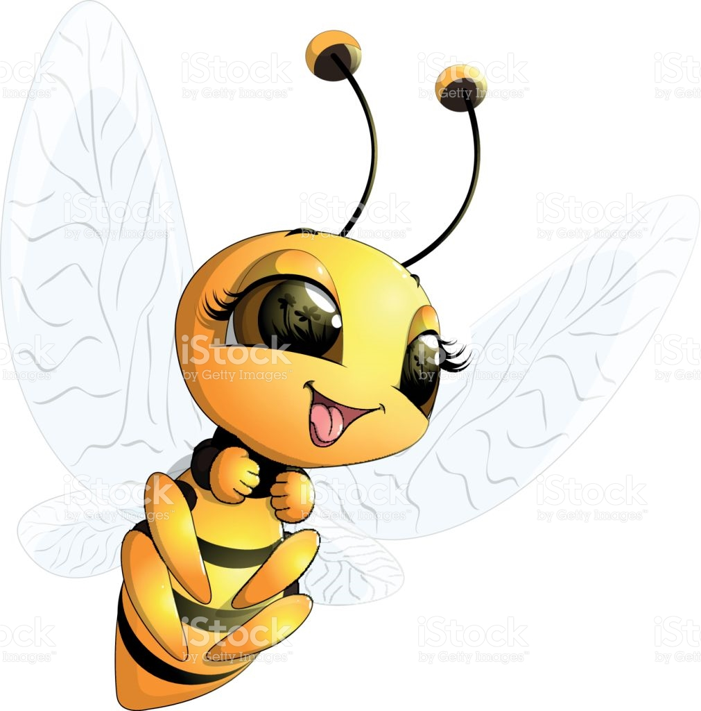 Cartoon Bumble Bee Clipart | Free download on ClipArtMag