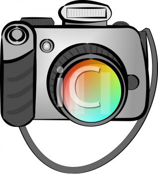 318x350 Lens Clipart Cartoon Camera