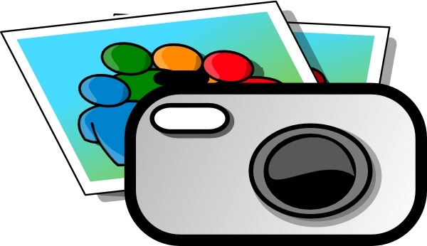 600x346 Photo Camera Clip Art Free Vector In Open Office Drawing Svg