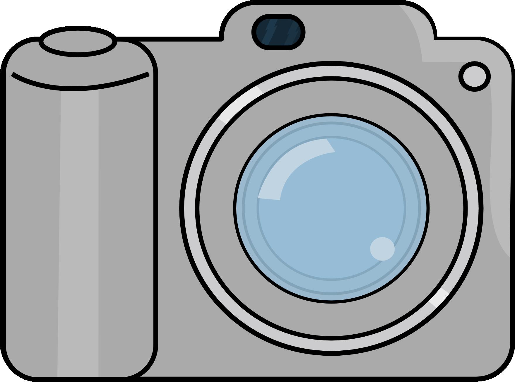 1759x1305 Photos Clipart Cartoon Camera