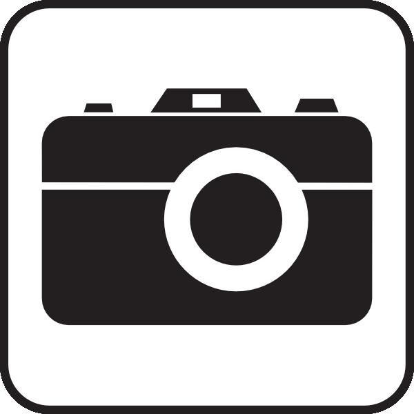 600x600 Camera Clip Art 3