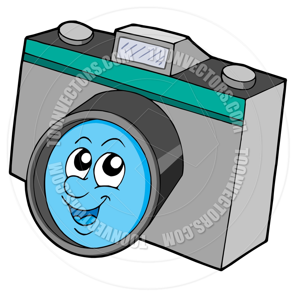 940x940 Cartoon Cute Camera By Clairev Toon Vectors Eps