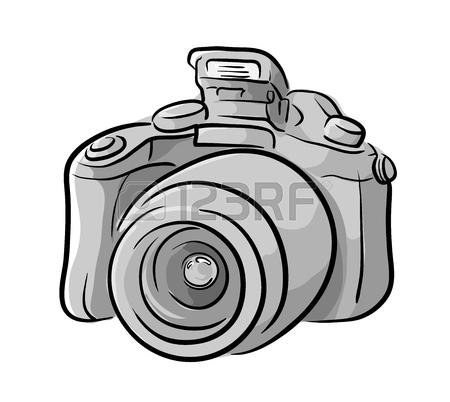Cartoon Camera Pictures