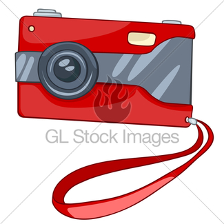 325x325 Cartoons Camera Gl Stock Images