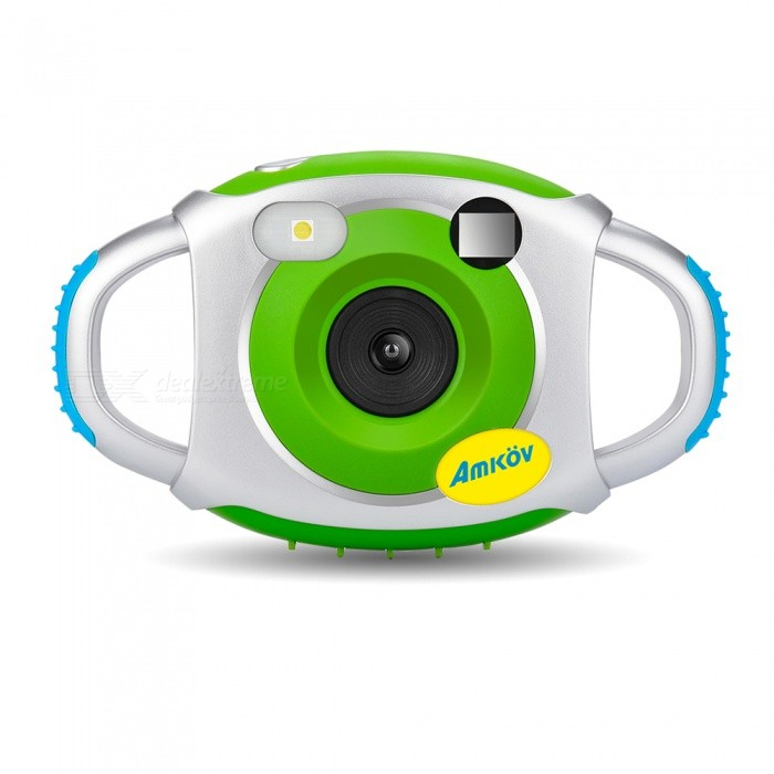 700x700 Amkov 1.3mp 1.44 Tft Screen Shooting Cartoon Camera For Kids