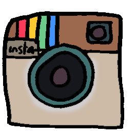 265x268 Cartoon Dave Instagram Logo