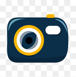 260x261 Blue Cartoon Camera, Blue, Cartoon, Camera Png And Vector For Free
