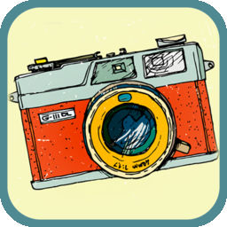 256x256 Cartoon Camera Group