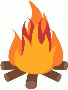 227x300 Camp Fire clipart fireplace
