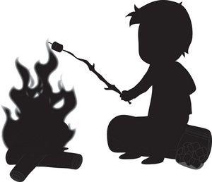 Cartoon Campfires