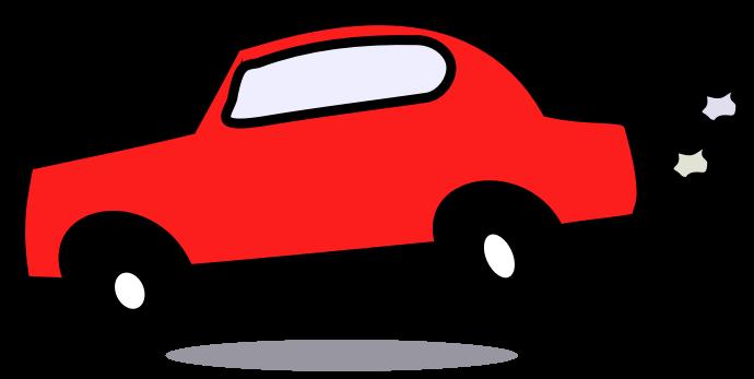 690x347 Cartoon Cars Clipart