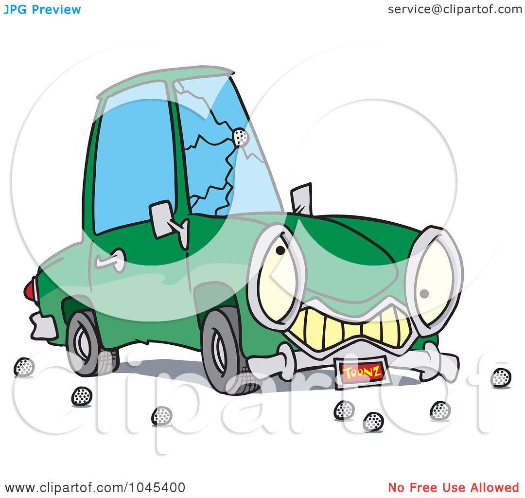 1080x1024 Royalty Free (Rf) Cliprt Illustration Of Cartoon Car