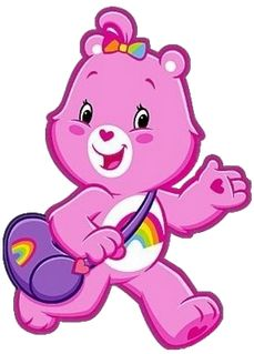229x319 Care Bears Cheer Bear Remember When Care Bears
