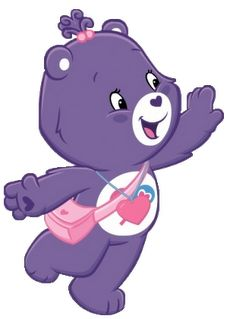 230x319 Care Bears Wonderheart Hooray For Halloween! Care