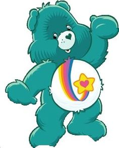 236x293 Shh! It's A Secret! Meet The Care Bears Care Bears