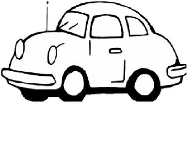 400x300 Coloring Pages Car Drawings For Kids How To Draw Cartoon Cars