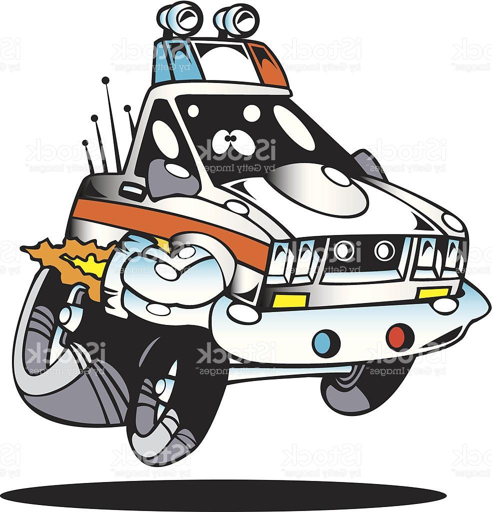 985x1024 Best Hd Cartoon Police Car Vector Drawing