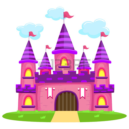 Cartoon Castle Picture