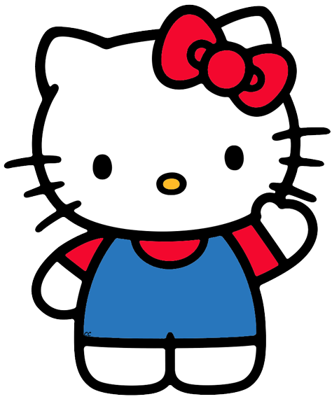 474x570 Hello kitty clip art images cartoon 5