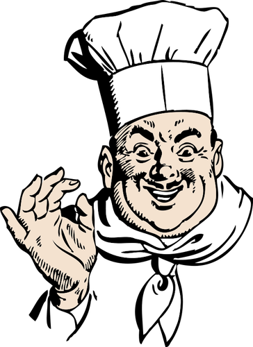 Cartoon Chef Hat Clipart