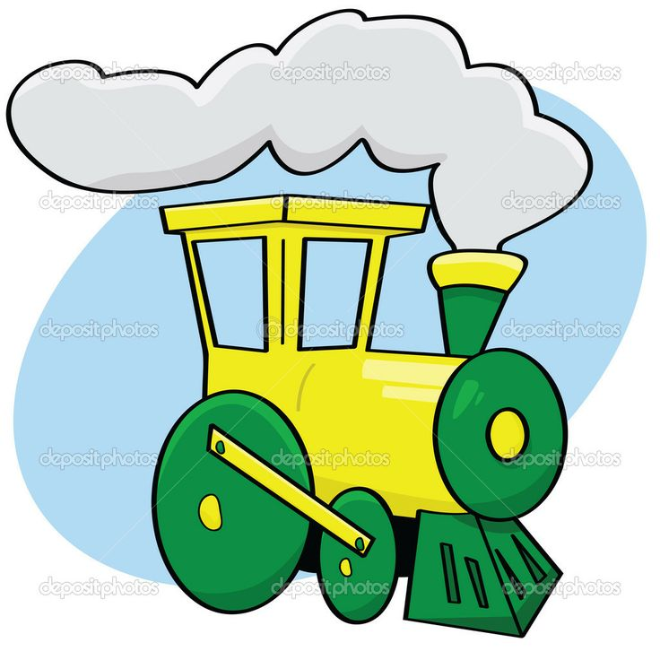 Cartoon Choo Choo Train Clipart | Free download on ClipArtMag