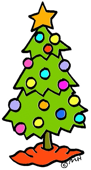 Cartoon Christmas Tree Pictures Free Download Best Cartoon