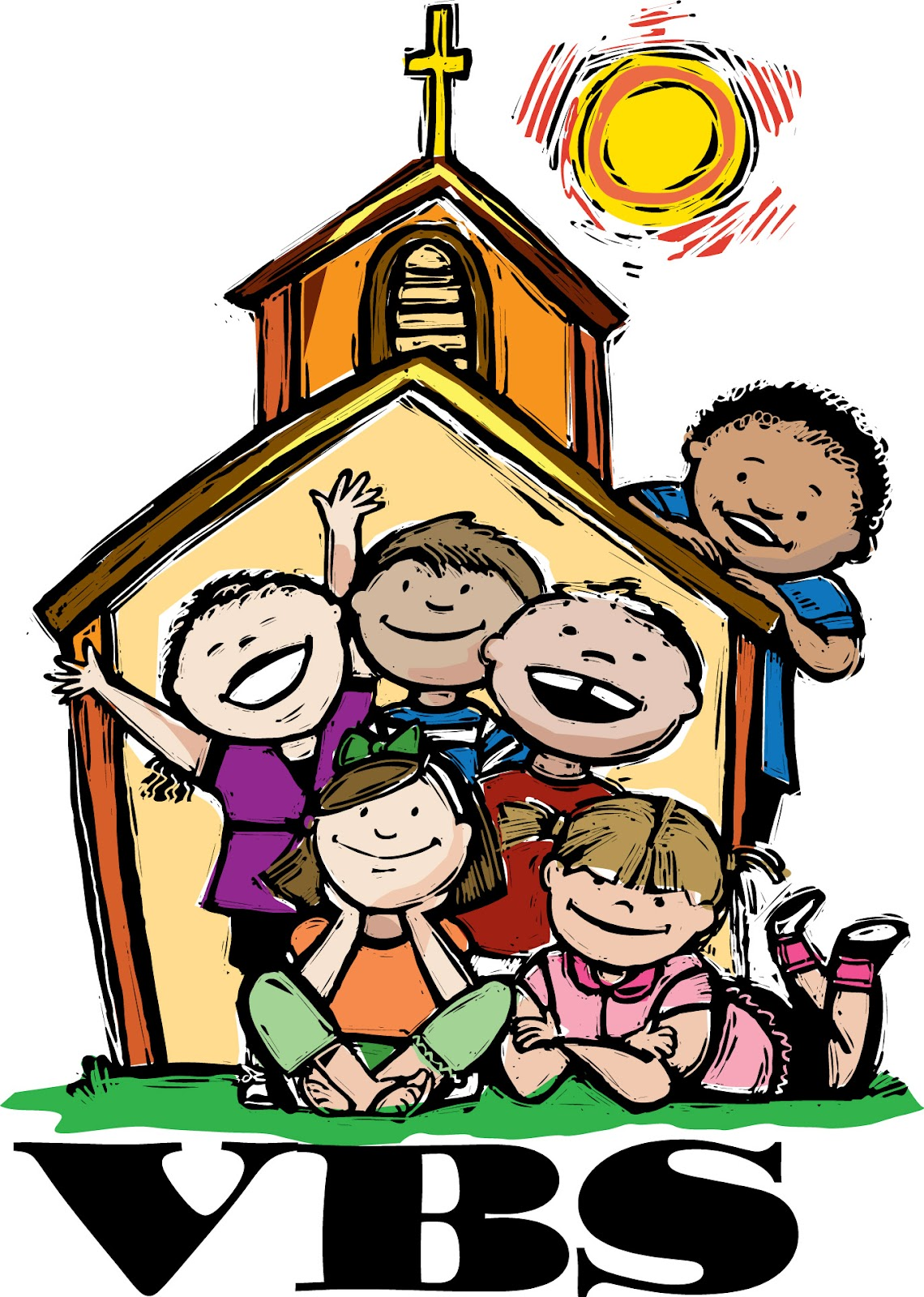 1140x1600 Church Clipart Cartoon