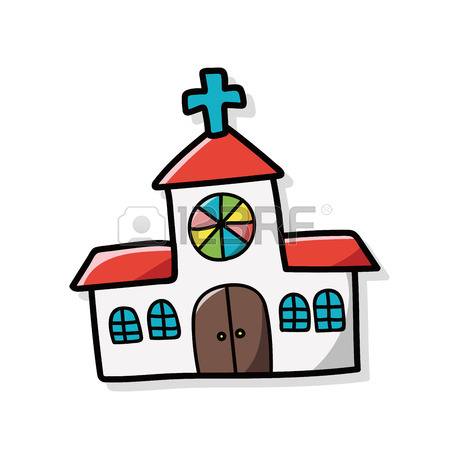 Cartoon Church Pictures