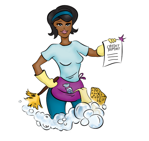 512x482 Cleaning Lady Clipart