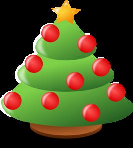 266x297 Christmas Clipart Cartoon