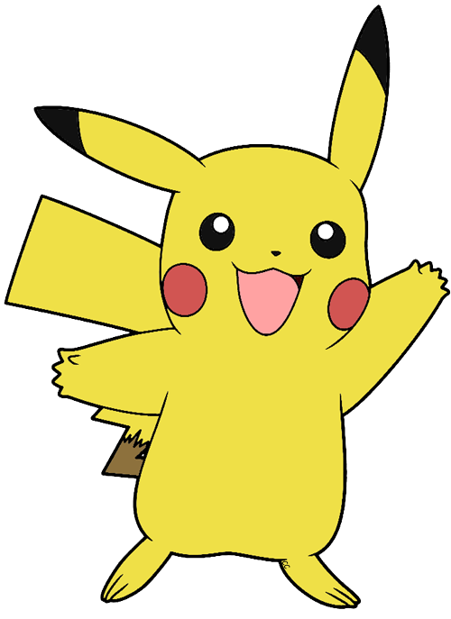 500x687 Pokemon clip art images cartoon