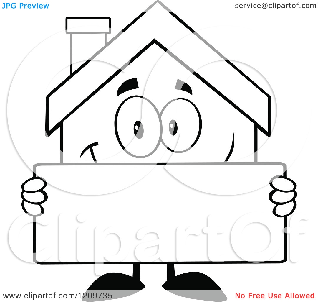 1080x1024 cartoon clip art black and white – Cliparts