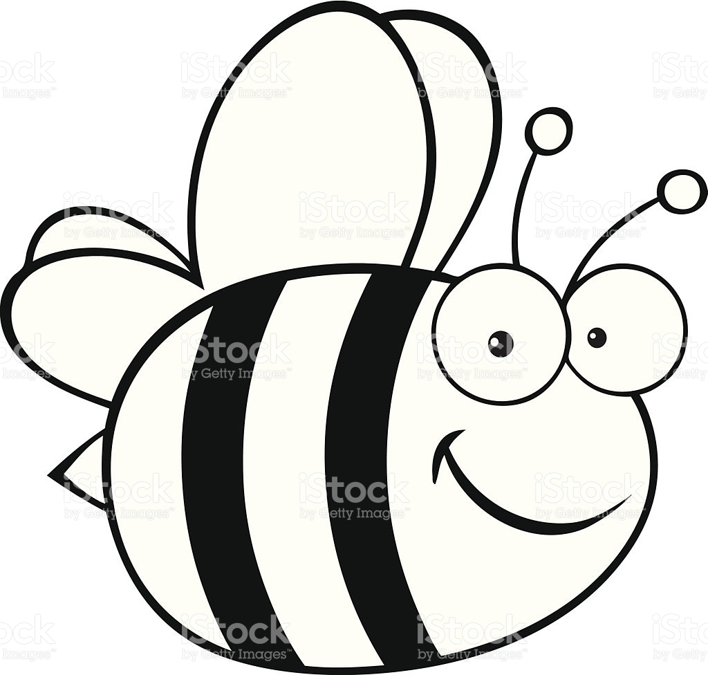 1024x976 cartoon insects clipart black and white