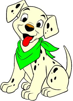 Cartoon Clipart Dog