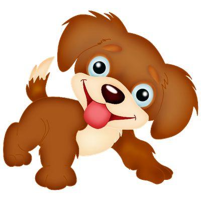 400x400 Cute Cartoon Dogs Clip Art Cartoon Dog Animai Images Dog