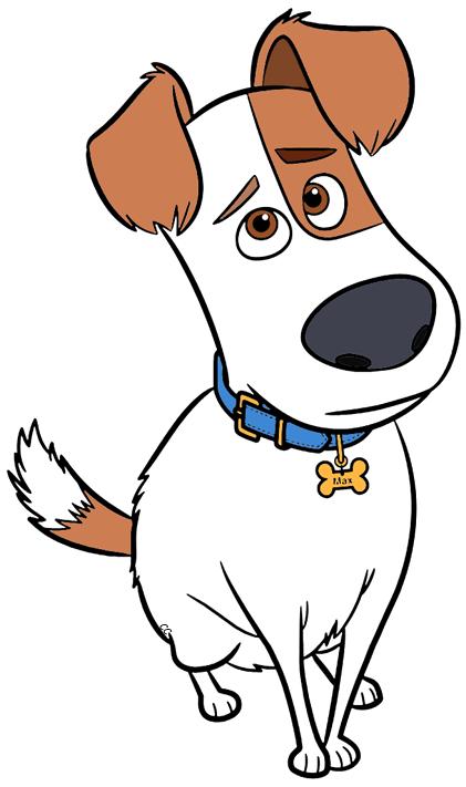 421x711 Pets Clipart Cartoon