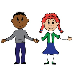 300x300 Free Boy And Girl Clipart Image 0515 0910 3113 3838 Acclaim Clipart