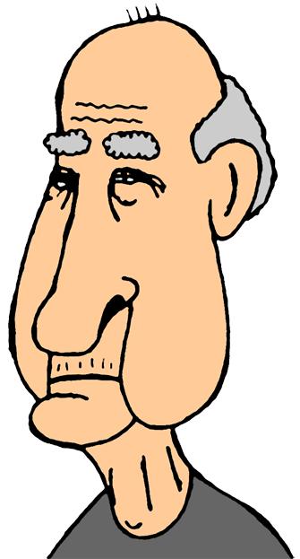 335x623 Old Man Clip Art Old Men Clipart 3