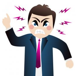 260x260 Angry People Clip Art Lovetoknow