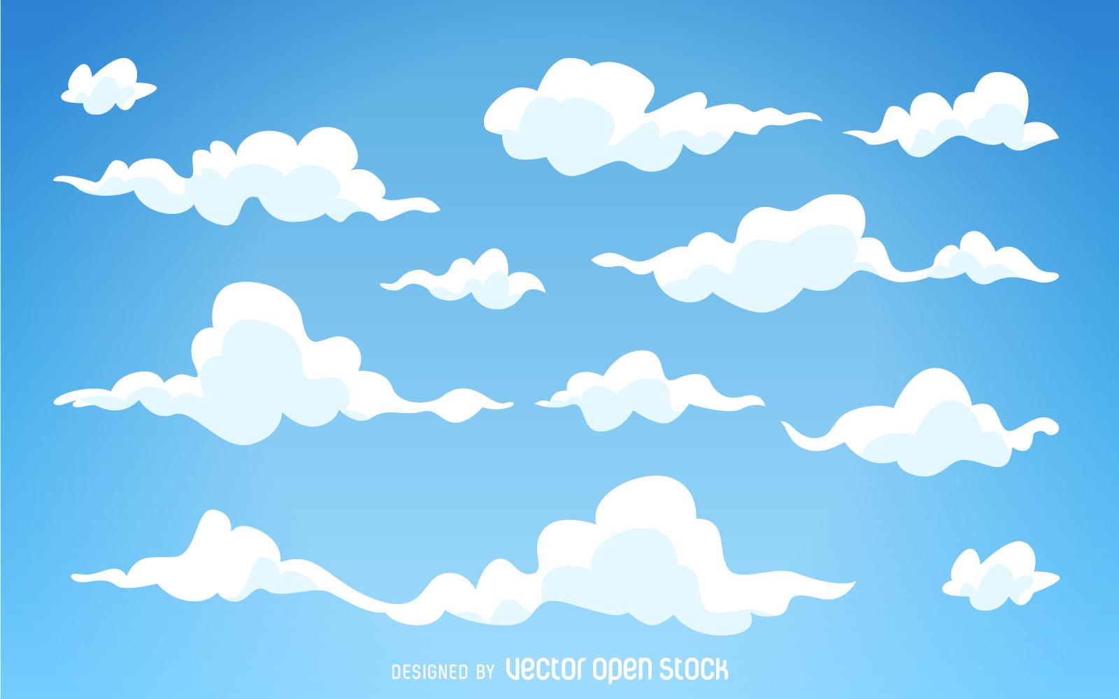 Cartoon Cloud Png | Free download best Cartoon Cloud Png on