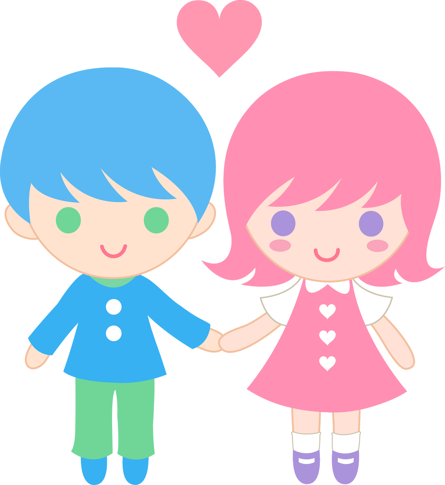 1469x1600 Couple Clipart Animated