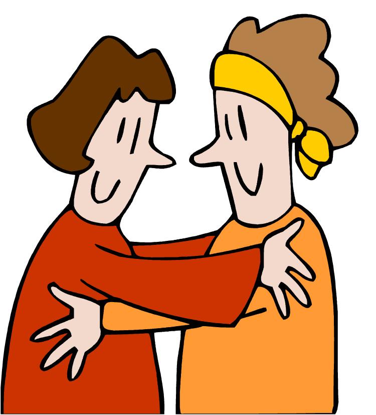 750x827 Sad Clipart Hug