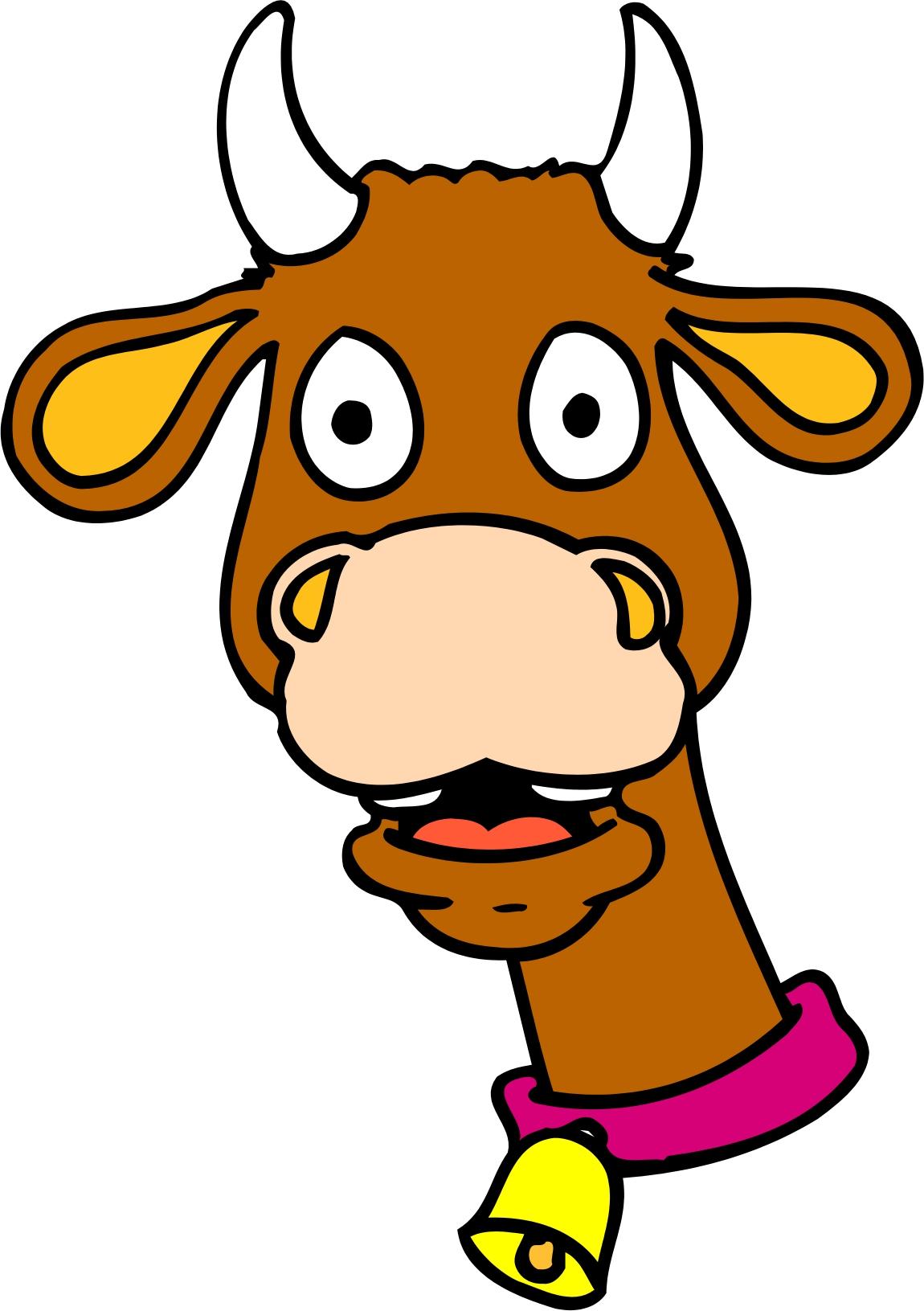 1150x1631 Cow Head Cliparts