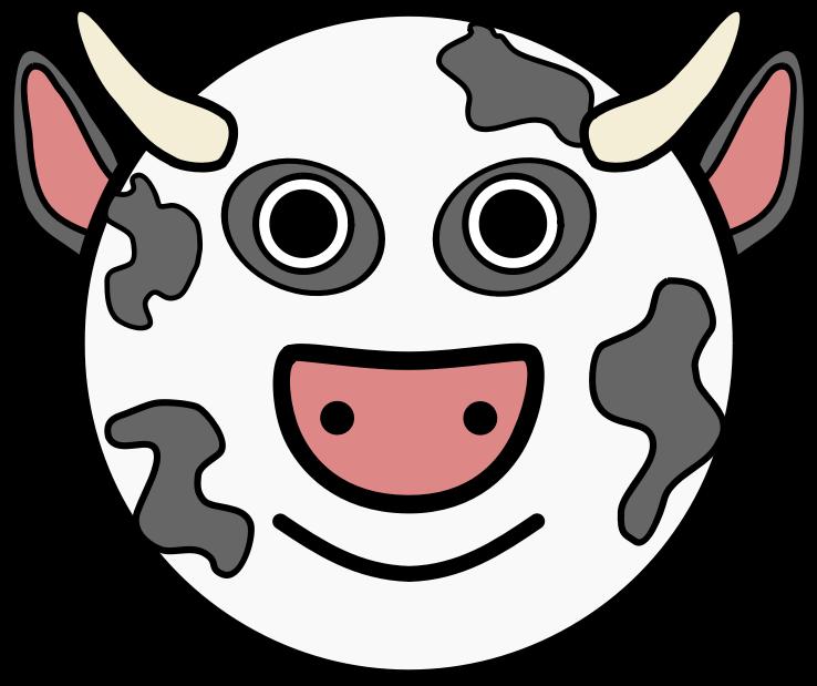 738x619 Download Cow Clip Art ~ Free Clipart Of Cows Cute Calfs, Bulls Amp More