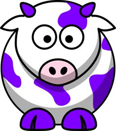 236x267 Sitting Cow Cartoon Clip Art Cow 2 Cow Sitting Chewing A Public