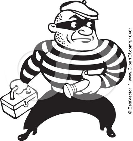 425x450 Criminal Clipart