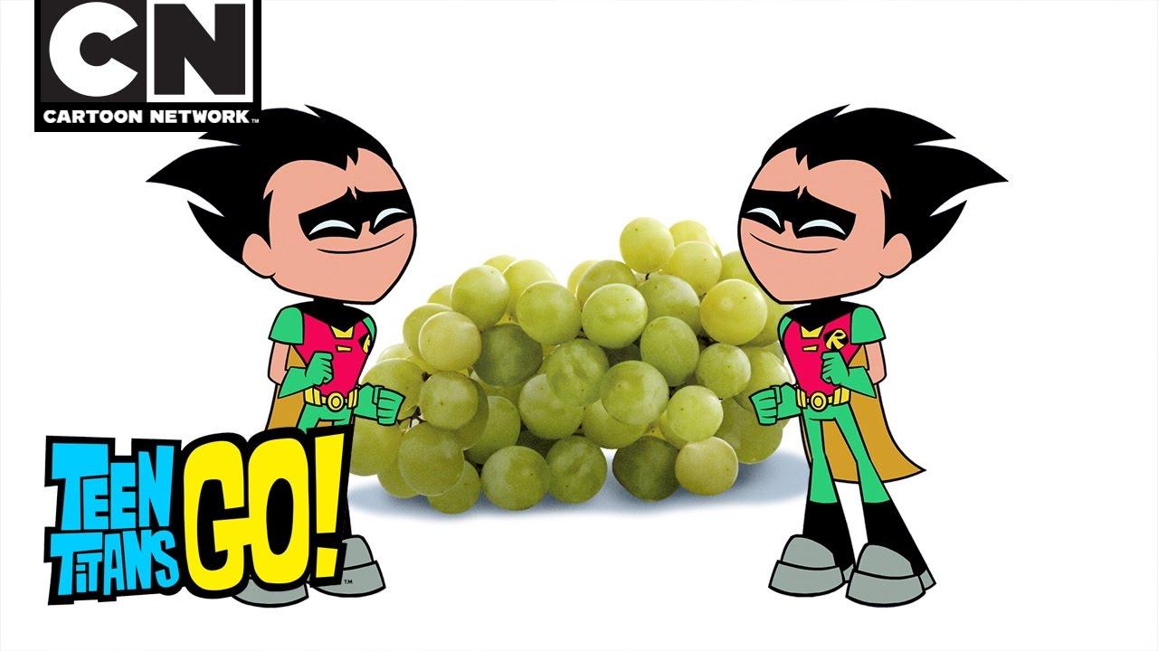 1280x720 Teen Titans Go! Sour Grapes Cartoon Network