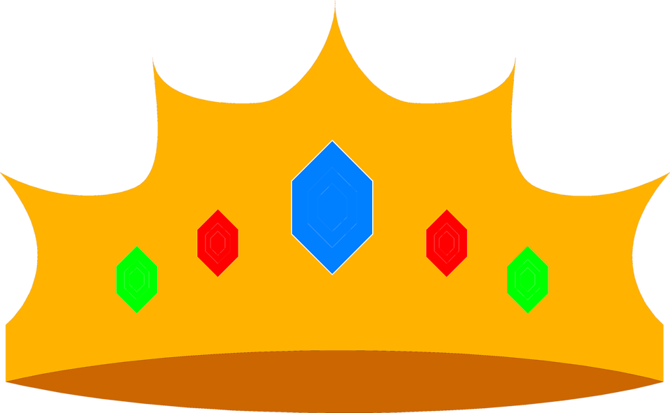 958x591 Crown Clipart Animated