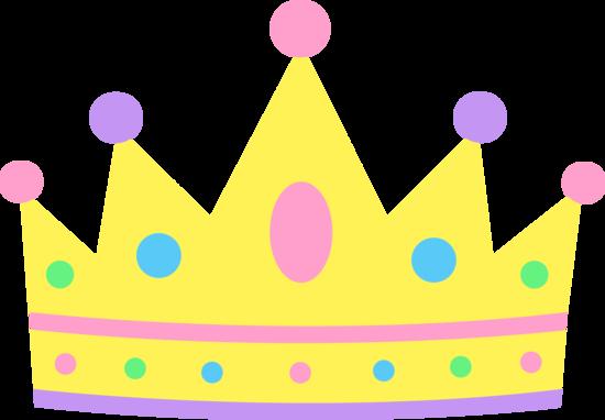 550x382 Cute Pastel Princess Crown